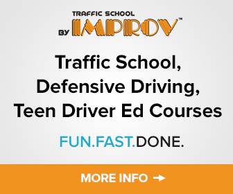 Traffic School Online Defensive Driving Drivers Ed By Improv