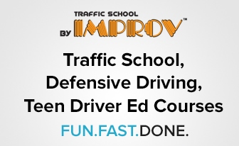 Our comedy defensive driving course is DMV approved, recognized by Texas courts, and has a money back guarantee. The certified instructors are flat out hilarious and you can even get free tickets to Improv Comedy shows. The Addison Improv is a legendary stop on the national comedy tour and features the hottest comic acts going.