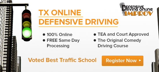 Defensive Driving By Improv. When it comes to defensive driving courses, many people are hesitant taking it because it takes too much time and effort and it's not even all that fun!
