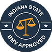 Indiana BMV Licensed