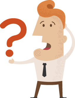 Question Guy Illustration