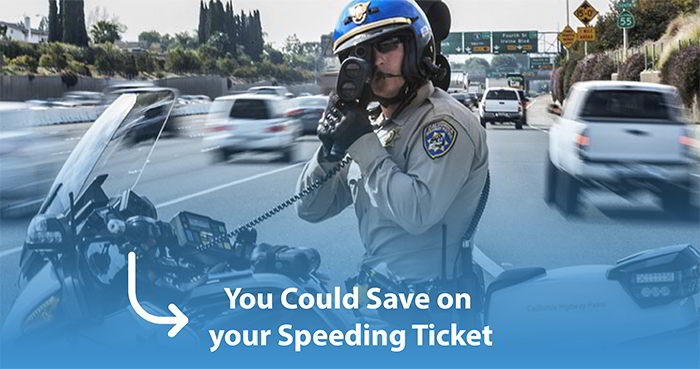 How Much is a Speeding Ticket in California | Cost