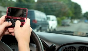 texting while driving fines