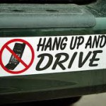 Few Distracted Driving Citations Handed Out