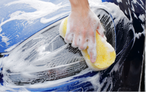 ways to clean your car