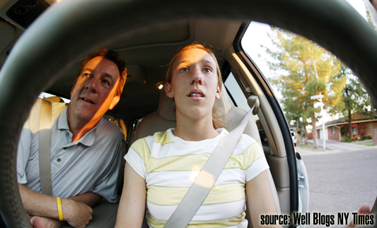 what is parent-taught driver's ed