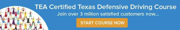 TEA Certified Texas Defensive Driving Course