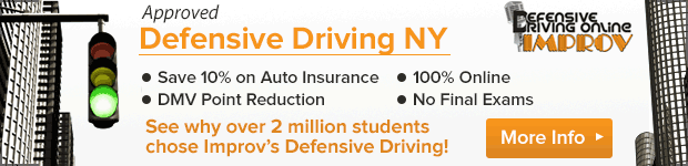 Defensive Driving NY