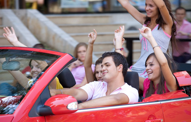 Track Your Teenagers & Them Driving Using GPS Technology