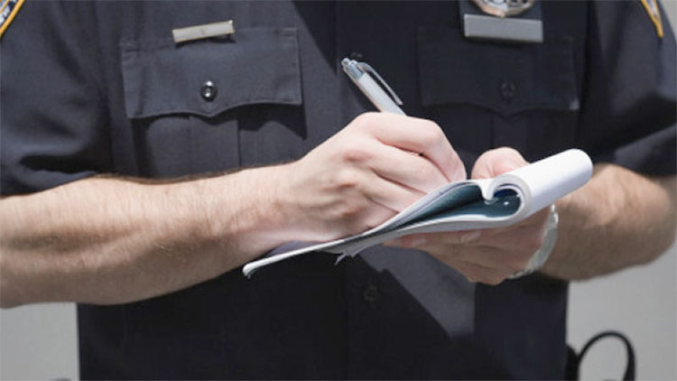 Beating a speeding ticket