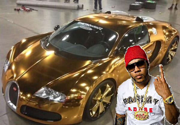 Million Dollar Cars >> The Four Most Expensive Celebrity Cars By Myimprov