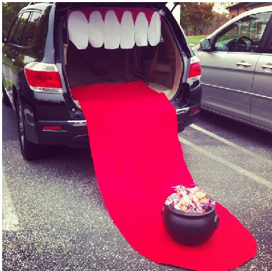 teeth Car