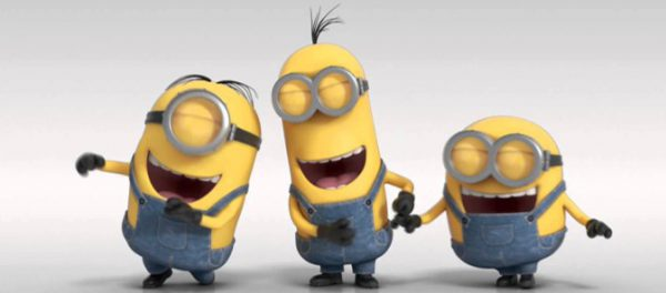 Image of laughing Minions for blog on Why Comedy Traffic School Is Better