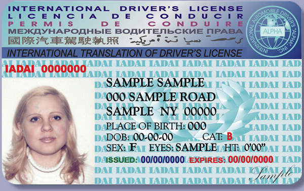 You With Drive Myimprov In By Can Ny Driver Foreign A License