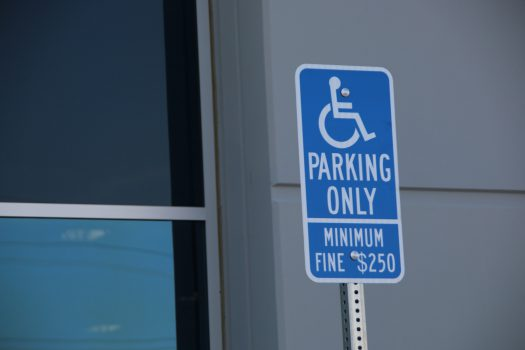 How to Fight a Handicapped Parking Ticket | IMPROV®