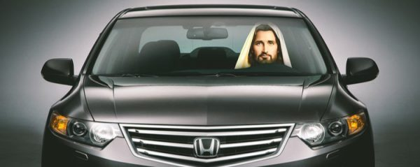 how would Jesus drive