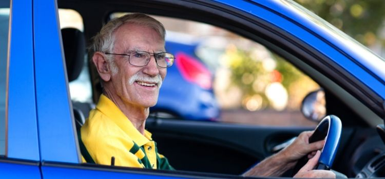 mature driver car insurance discount