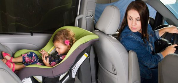 What Does the 2017 CA Car Seat Law Entail? | by MyImprov