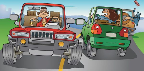road rage defensive driving course