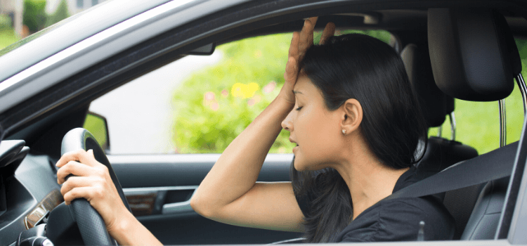 mistakes avoid drivers test