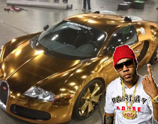The Four Most Expensive Celebrity Cars