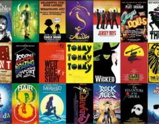 Top Broadway Songs About Travel