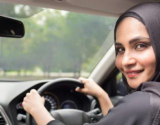 67 Women Driving in Saudi Arabia